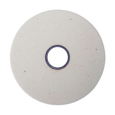 Круг заточной абразивный Луга, электрокорунд белый, зерно 60, 125х20, посадка 12,7мм [3655-125-12.7] абразивный инструмент qingapore 60
