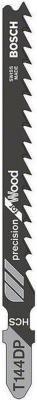 Bosch 2608633A42 100 ЛОБЗИКОВЫХ ПИЛОК T 144 DP, HCS bosch u 144 d hcs
