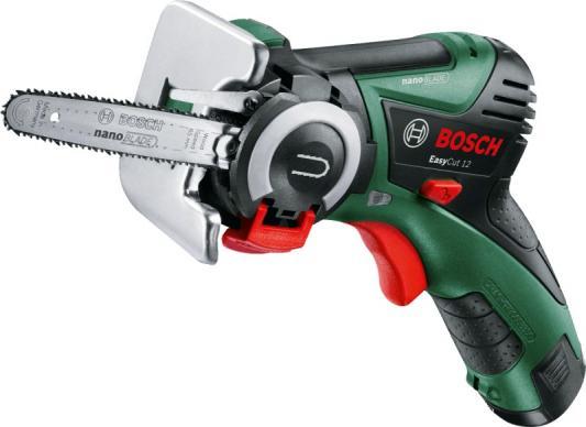 Bosch EasyCut 12 АКК САБЕЛЬНАЯ ПИЛА [06033C9020] { 12 В, 4100 об/мин, 0.9 кг } аккумуляторная пила bosch easycut 12 solo 06033c9001