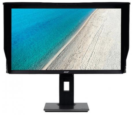 МОНИТОР 27 Acer BM270BMIIPPHUZX Black (IPS, LED, Wide, 3840x2160, 4ms, 178°/178°, 400 cd/m, 100,000,000:1, +DP, +НDMI,