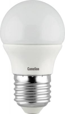 Лампа светодиодная CAMELION LED7-G45/845/E27 7Вт 220В Е27 4500К светильник ночник светодиодный camelion nl 171 фонарик led 220в 4500к желтый белый