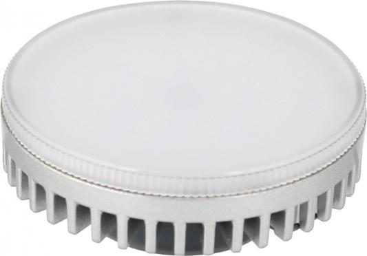 Лампа светодиодная CAMELION LED5-GX53/830/GX53 5Вт 220В GX53 лампа светодиодная camelion led5 g45 830 e27 5вт 220в е27 3000к