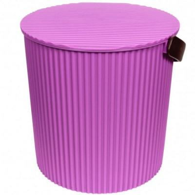 Ведро-стул ИЗУМРУД 104-филетовое Bambini фиолетовое 10л ведро стул изумруд grande цвет морская волна 20 л