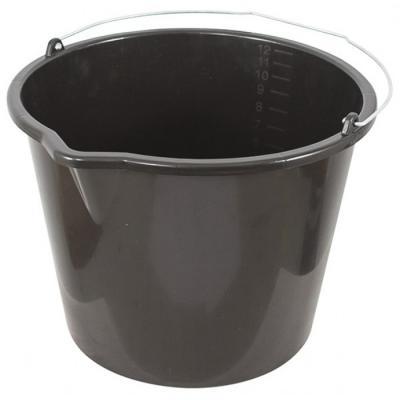 Ведро КУРС 04088 пластиковое для перемешивания раствора с носиком. 20л цена