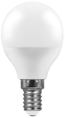 Лампа светодиодная FERON 25803 (9W) 230V E14 6400K, LB-550 feron лампа люминесцентная feron линейная матовая g5 6w 6400k 03010