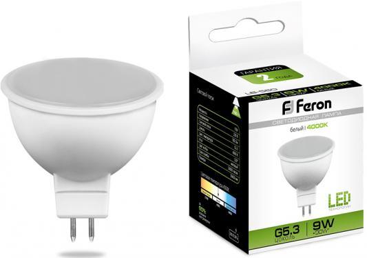 купить Лампа светодиодная FERON 25840 (9W) 230V G5.3 4000K, LB-560 недорого