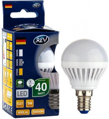 купить Лампа светодиодная шар Rev ritter 32263 4 E27 5W 4000K онлайн