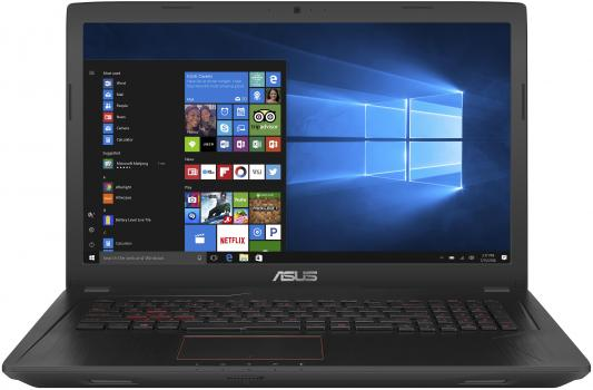 Ноутбук ASUS FX753VD-GC456T (90NB0DM3-M08780) ноутбук asus x555ln x0184d 90nb0642 m02990