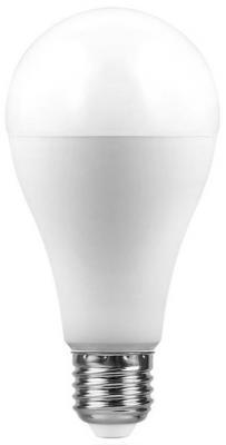 Лампа светодиодная шар Saffit SBA6525 E27 25W 4000K 55088
