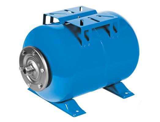 Гидроаккумулятор UNIPUMP 24л.(гор) 6Атм гидроаккумулятор unipump 50л гор нерж сталь мембрана epdm