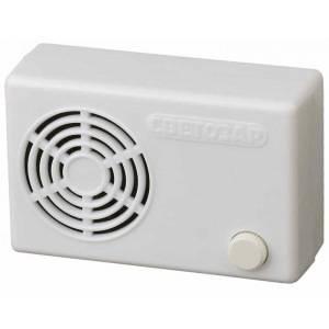Звонок дверной проводной Светозар SV-58053 белый