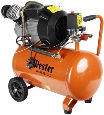 Компрессор Wester W 050--220 OLC 2.2кВт wester b 100 220 olb