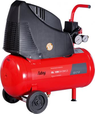 Компрессор Fubag OL 195/24 CM1.5 1,1кВт компрессор fubag ol 195 24 cm1 5