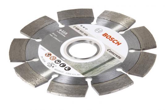 Диск алм. BOSCH Expert for Concrete 230x22 сегмент (2.608.602.559) 230 Х 22 сегмент