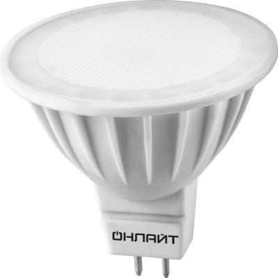 Лампа светодиодная колба Онлайт 388151 GU5.3 7W 3000K new original 14point npn input 10point transistor output xc2 24t c plc dc24v
