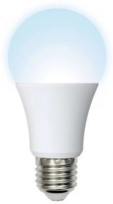 купить Лампа светодиодная VOLPE LED-A60-11W/NW/E27/FR/DIM/O диммируемая по цене 840 рублей