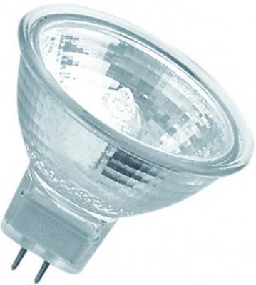 Лампа галогенная с отражателем КОСМОС 12В/35Вт GU4 лампа галогенная акцент mr16 12в 20w 36° gu5 3 с отражателем и защитным стеклом