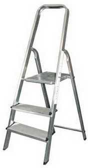 Лестница СИБИН 38801-3 стремянка алюминиевая 3ступени 60см