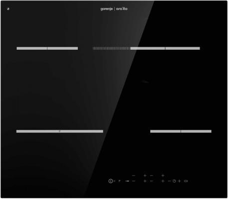 Варочная панель электрическая Gorenje ECT648ORAB черный