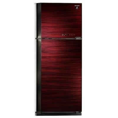 Холодильник Sharp SJ-GV58ARD красный черный sharp sjxp59pgsl