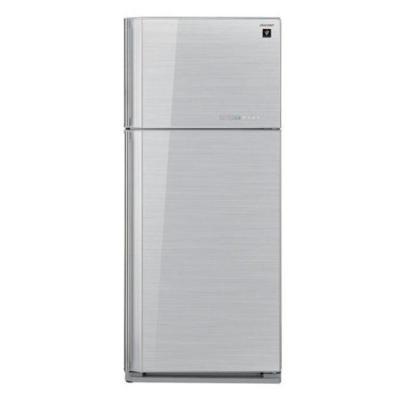 Холодильник Side by Side Sharp SJ-GV58ASL серебристый холодильник sharp sj pc58ast серебристый
