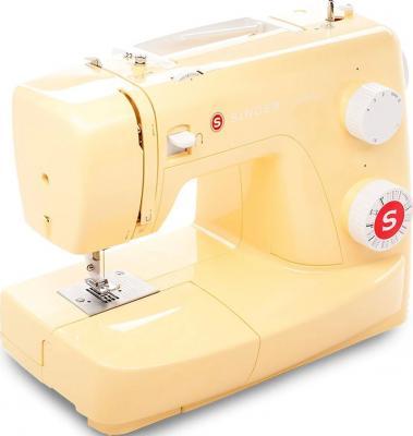 Швейная машина Singer Simple 3223 желтый недорого