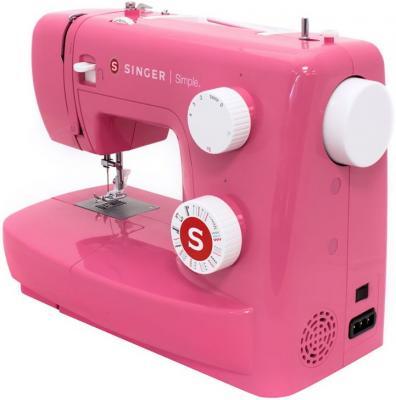 Швейная машина Singer Simple 3223 красный