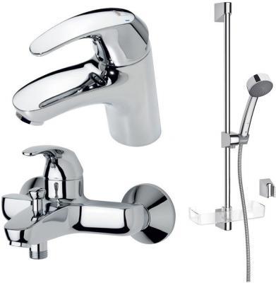Набор ORAS 1496 Polara смесителей set для раковины 1411F+для ванны/душа 1440Y+душевой 520 хром цены онлайн