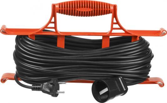 Удлинитель Stayer MAXElectro 1 розетка 30 м удлинитель power cube pc lg1 b 30 1 розетка 30 м оранжевый