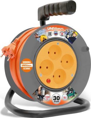 Удлинитель Universal У6-014 20 м 4 розетки цены онлайн