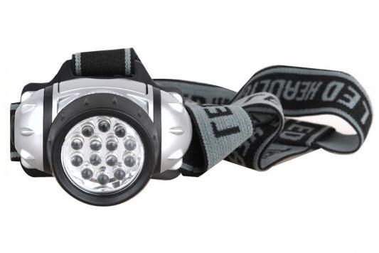 Фонарь налобный Ultraflash LED5352 серебристый фонарь налобный ultraflash led5351 серебристый