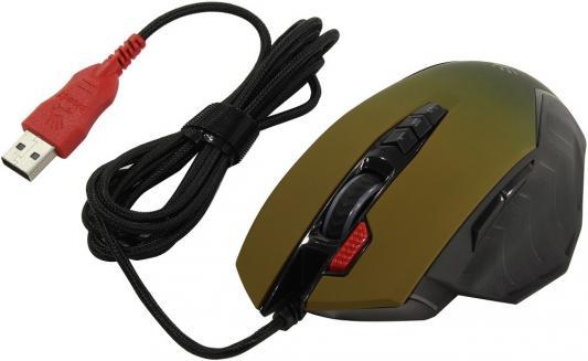лучшая цена Мышь проводная A4TECH Bloody J95 рисунок USB 2.0