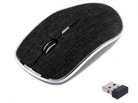 лучшая цена Мышь беспроводная Perfeo PF-3824-WOP-DGR серый USB + радиоканал