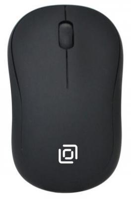 Мышь беспроводная Oklick 655MW чёрный USB мышь беспроводная oklick 655mw чёрный красный usb