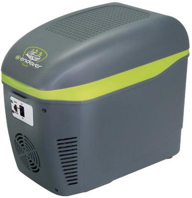 001-VOYAGE Термоконтейнер с функцией охлаждения и нагрева Endever.мощность 52 Вт, объем 7,5 л,серый. термоконтейнер endever voyage 002