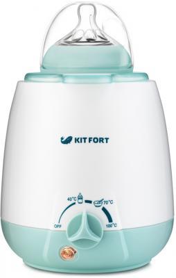 Купить Подогреватель Kitfort КТ-2301 белый, Подогреватели для детского питания