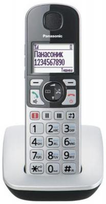 Panasonic DECT KX-TGE510RUS телефон dect gigaset l410 устройство громкой связи