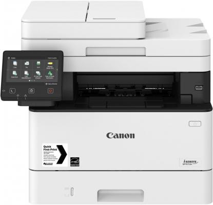 МФУ Canon i-SENSYS MF429x ч/б А4 38ppm 1200x1200 DADF Duplex Ethernet Wi-Fi USB Fax 2222C024 мфу canon i sensys mf429x ч б а4 38ppm 1200x1200 dadf duplex ethernet wi fi usb fax 2222c024