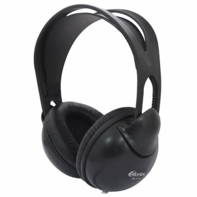 Наушники Ritmix RH-529TV черный аудио наушники ritmix наушники ritmix rh 118 silver