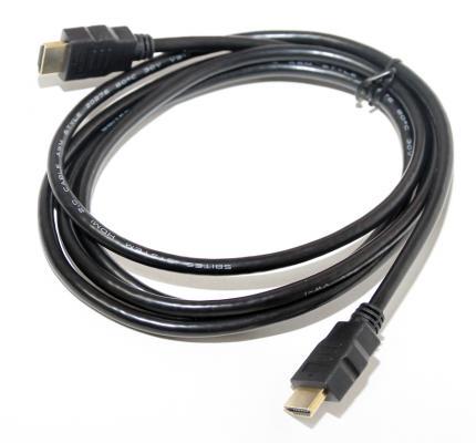 Кабель HDMI 1м 5bites APC-200-010 круглый черный кабель lightning 1м wiiix круглый cb120 u8 10b