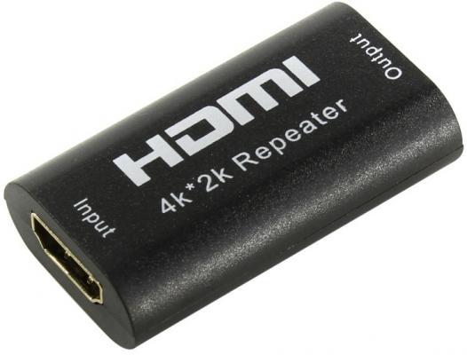 Фото - Переходник HDMI VCOM Telecom DD478 черный переходник hdmi f dvi m vcom telecom vad7818