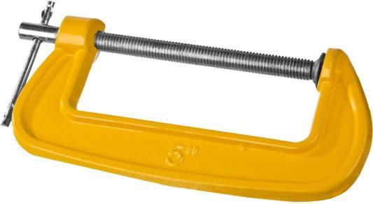 Струбцина STAYER G-образная, 125мм [3215-125_z01] струбцина stanley 3215 050 g образная 50мм