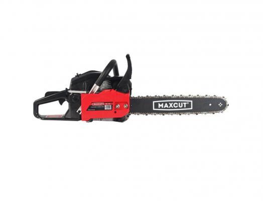 Бензопила MAXCUT MC 152 [22100152] { раб. объем: 52сс; мощность: 3,4 л.с; шина: 18 (45 см); цепь: 0,325 0,058/1,5mm ; 72 звена; облегченный запуск Easy Start }