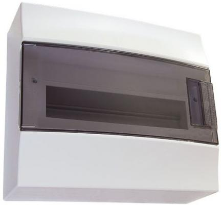 ABB 1SPE007717F9992 Бокс настенный Mistral41 12М прозрачная дверь (с клемм)