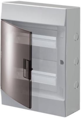 ABB 1SPE007717F9993 Бокс настенный Mistral41 24М прозрачная дверь (с клемм)