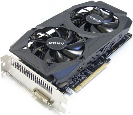 Видеокарта PowerColor Radeon RX 580 AMD Radeon RX 580 PCI-E 4096Mb GDDR5 256 Bit Retail (AXRX 580 4GBD5-DMV2)
