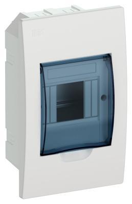 купить IEK_MKP12-V-04-40-20_Бокс ЩРВ-П-4 модуля встр.пластик IP41 ИЭК онлайн