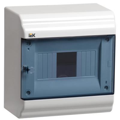 IEK_MKP82-N-06-41-20_Бокс ЩРН-П-6 модулей навесн.пластик IP41 PRIME