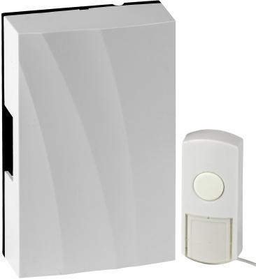 Звонок дверной проводной Эра D157 белый
