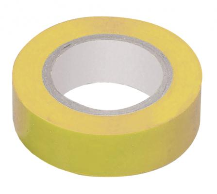 Iek UIZ-20-10-K05 Изолента 0,18х19 мм желтая 20 метров ИЭК